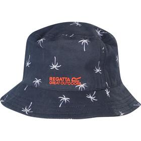 Regatta Crow Hat Kids navy